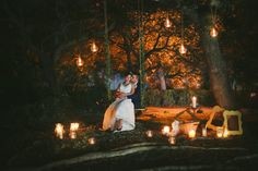 Our magical night. Awesome picture by @crisela