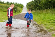 16 Rainy Day Camping Activities