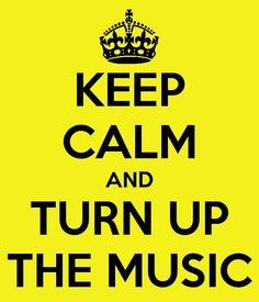 #turnupthemusic