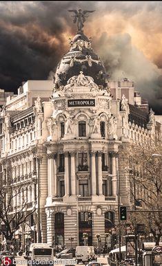Disfrutad de un merecido fin de semana y si es en #Madrid mucho mejor.  © www.barriosdemadrid.net