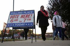 November 8, 2016: Presidential Election Polls For November 8, 2016