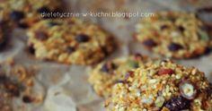 Blog z dietetycznymi, zdrowymi przepisami opisanymi wartościami odżywczymi. Aga, Kitchen Hacks, Granola, Cereal, Food And Drink, Cookies, Breakfast, Sweet, Projects