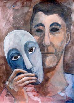 ...  Es el yo que mostramos a los demás. Enmascara las características del yo interno.