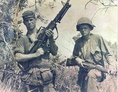 73rd Airbourne D-4-503 Infantry , Vietnam, 1968 Jim Smith and Garry Forkum (KIA 12/22/1968)