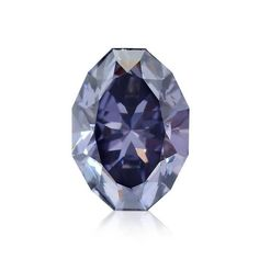 .56 carat FANCYS Color Type A Violet Diamond