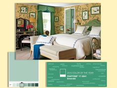 a design snack: more on 2013 colors of the year
