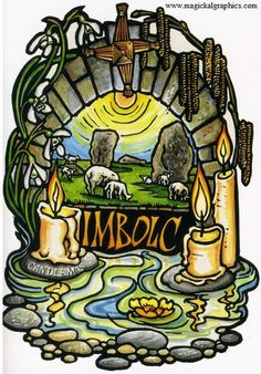 Image result for imbolc waking