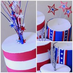 #LaborDay #firecracker kids craft