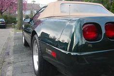 Corvette Rear view Corvette For Sale, Software Development, Rear View, Technology, Tech, Tecnologia, Engineering