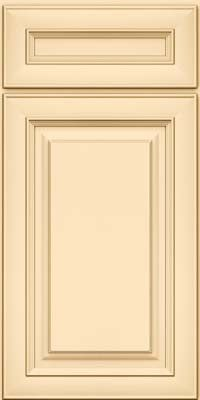 KraftMaid Cabinets -Square Raised Panel - Solid (RTM) Maple in Biscotti from waybuild