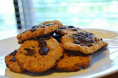 Healthy chocolate chip cookies!! On my web www.isabella.tips :) check out the recipe