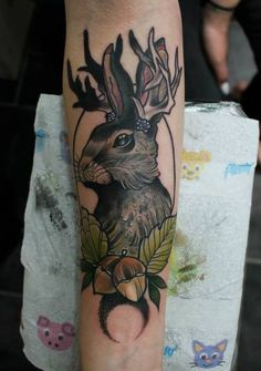 Jackelope by Chris Green