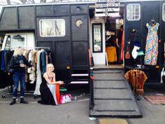 1000 images about gloria crystal vintage pop up shop on pinterest clothes shops camper van - Bootsholz mobel ...
