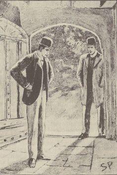 Sidney Paget Sherlock Holmes