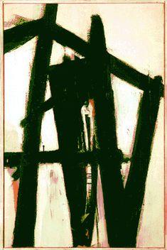 Abstraction, Franz Kline                                                       …