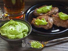 Соус-дип из авокадо с сыром — рецепт с фото пошагово