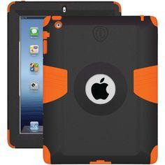 iPad(R) with Retina(R) display/iPad(R) 3rd Gen/iPad(R) 2 Kraken A.M.S. Series(TM) Case (Orange) - TRIDENT - AMS-NEW-IPADUS-OR