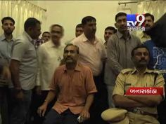Banaskantha: 5 days after he was abducted the police rescued Dr Rajesh Mehta, head of the department of Preventive Social Medicine, Patan Medical College, on Wednesday and arrested two persons, of whom one is a former driver employed by him.  Subscribe to Tv9 Gujarati https://www.youtube.com/tv9gujarati Like us on Facebook at https://www.facebook.com/tv9gujarati Follow us on Twitter at https://twitter.com/Tv9Gujarati Follow us on Dailymotion at http://www.dailymotion.com/GujaratTV9