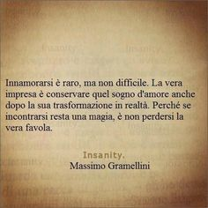It' s not difficult to fall in love Best Quotes, Love Quotes, Inspirational Quotes, Favorite Quotes, Kiss And Romance, Common Quotes, Italian Quotes, Meaning Of Life, Some Words