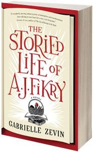 """LibraryReads - Books Recommended by Librarians:; Cook staff LOVED """"The Storied Life of A.J. Fikry''!"""