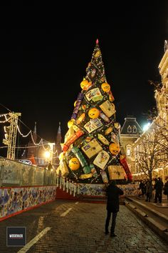 Christmas / New Year's Time in Moscow 2015