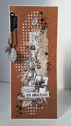 Sunflowers - scrap, couture, patouille et bricoles en tous genres! Doodle Art Journals, Art Journal Pages, Mini Albums Scrapbook, Illustration Noel, Karten Diy, Pop Up, Glue Book, Paper Magic, Card Tags