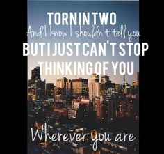Wherever you are ❤️ 5 seconds of summer lyrics