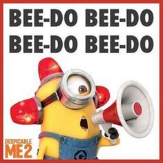 Funny minions pics with quotes (06:27:14 AM, Thursday 20, August 2015 PDT) – 10 pics