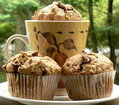 Blue Berry Muffins, Blueberries Muffins, Muffin Recipes, Easy Desserts, Scones, Mousse, Blueberry, Biscuits, Brunch