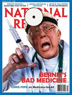 National Review - This magazine has been at the forefront of conservative thought since its founding in 1955 by William F. Buckley Jr. Every other week, National Review provides keen reporting, commentary and analysis on politics, economics, and current events from a conservative perspective. National Review gives...