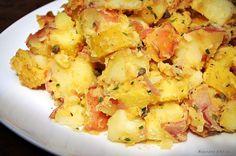 Honey-Dijon Potato Salad
