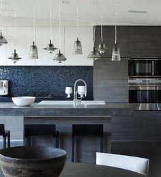 Modern kitchen, Hare & Klein Interior Design