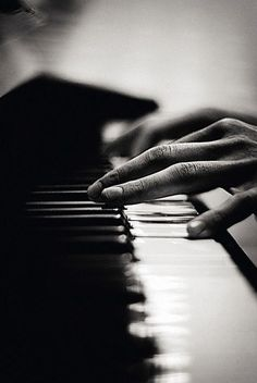 January I started playing the piano when I was 10 years old. My piano teachers name was Nicole and she was the best teacher ever. That same year I passed grade 1 piano with a distinction. Black White Photos, Black N White, Black And White Photography, Photo Black, Sound Of Music, Music Is Life, Music Flow, Deep Water, Yin Yang
