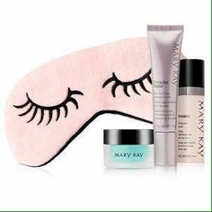 Limited-Edition† Mary Kay® Beauty That Counts® Sleeping Eye Mask  Purchase the limited-edition† Mary Kay® Beauty That Counts® Sleeping Eye Mask for $1 when you purchase a TimeWise Repair® Volu-Firm® Eye Renewal Cream, TimeWise® Firming Eye Cream, or Indulge® Soothing Eye Gel.   *Mary Kay Inc. will donate $1 from the sale of the mask through Dec. 31, 2016 to benefit The Mary Kay Foundation, including its support of women's shelters and survivors of domestic abuse. *Available while supplies…