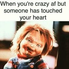 Chucky is about to go boil a rabbit Horror Movies Funny, Horror Movie Characters, Scary Movies, Humor Mexicano, Funny Quotes, Funny Memes, It's Funny, Jokes, Scary Funny