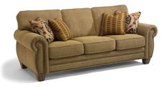 Flexsteel Furniture: Sofas: ClearwaterSofa
