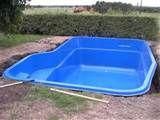 ... Quality : Small Fiberglass Swimming Pools Inground Design Ideas