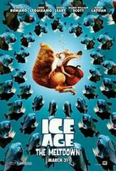 High resolution official theatrical movie poster ( of for Ice Age The Meltdown Image dimensions: 1000 x Directed by Carlos Saldanha. Ice Age Movies, Top Movies, Great Movies, Movies To Watch, Family Movies, Awesome Movies, Awesome Anime, Internet Movies, Movies Online