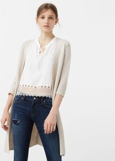 Oasis, Asymmetric Sequin Sweater Black | Fashion | Pinterest ...