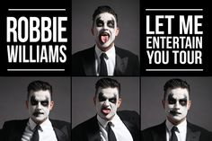 Robbie Williams – Let Me Entertain You Tour 2015
