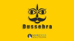 Celebrate the victory of good over evil. Moreweb Solutions wishes everyone a Happy Dussehra! #MorewebSolutions #Dussehra