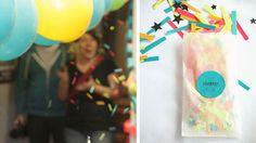 neon surprise party ::: 30thbirthday