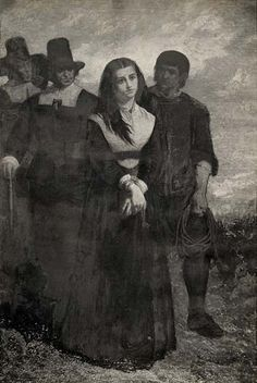 Sarah Good was one of the first three women to be accused of witchcraft in the Salem witch trials, which occurred in 1692 in colonial Massachusetts.
