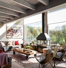 Una casa de ciudad en la cumbre · ElMueble.com · Casas