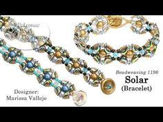 Curtain Call Necklace (Tutorial) - DIY - YouTube