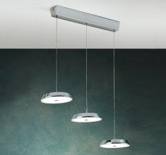 Colgantes LED : Modelo BETA 3 Luces Más