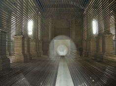 Sacred Space: Zilvinas Kempinas, Tube, Lithuanian Pavillion, Venice Biennale, Scuola Grande di Santa Maria della Misericordia, Venice, 2009