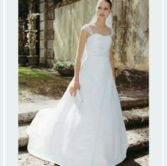 Nwt Michaelangelo Wedding Gown 14