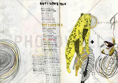 But I Love You - Fototapeten & Tapeten - Photowall