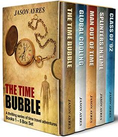 The full time Bubble Box Set: Books 1-5: a series that is thrilling of travel …: Brand: Author: Cost: (at the time of… #Travelgoods #books Time Travel, Book 1, Adventure Travel, Bubbles, Author, Free Books, Portal, Fans, Box